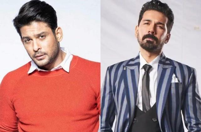 abhinav raised questions on siddharth shukla education tweet actor gives reply