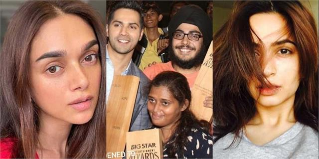 varun dhawan aditi  kriti pay tributes to entertainment journalist aarti