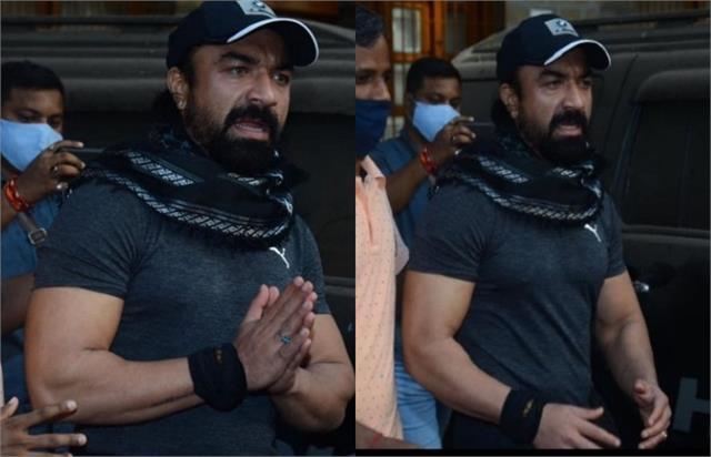 bigg boss fame ajaz khan arrest by ncb actor said they found 4 sleeping pills