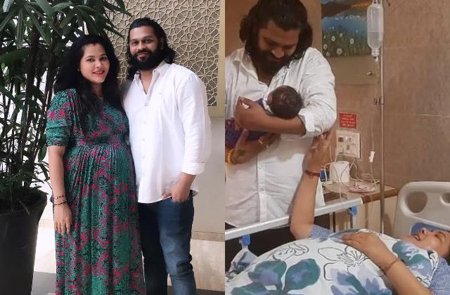 bhojpuri item queen seema singh blessed with baby boy on mahashivratri