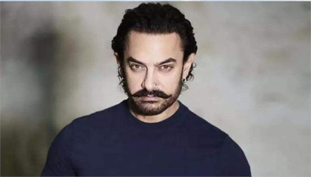 aamir khan designed his look for his upcoming song
