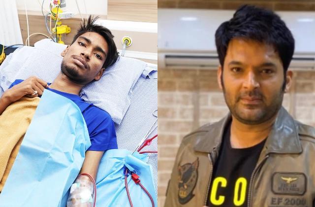 kapil sharma promises to meet fan who battling chronic kidney disease