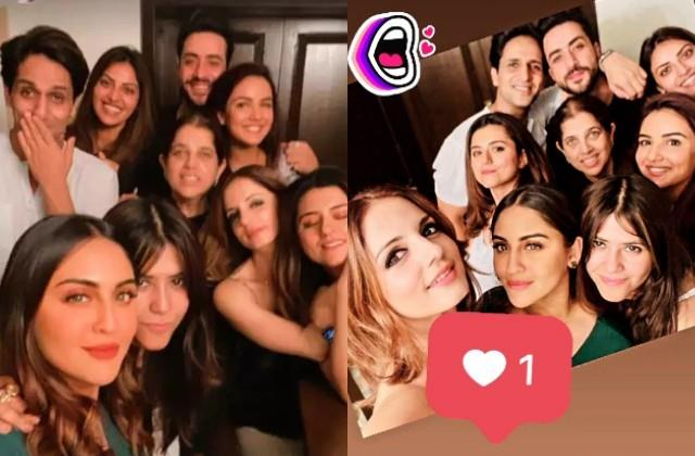 sussanne khan partying with aly goni brother arslan amidst dating news