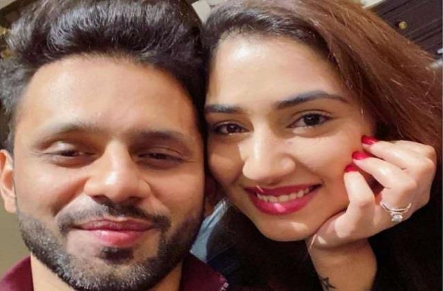 rahul vaidya wants to have baby girl soon with disha parmar