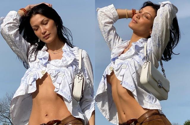 bella hadid hot photoshoot