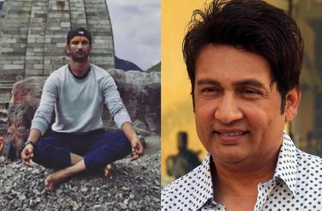 shekhar suman remembers sushant singh rajput on mahashivratri
