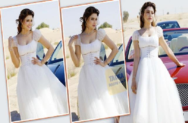urvashi rautela looks gorgeous in white dress photos viral