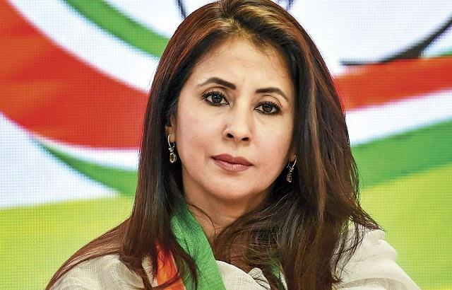 urmila matondkar tweeted about the petrol diesel and lpg prices rising