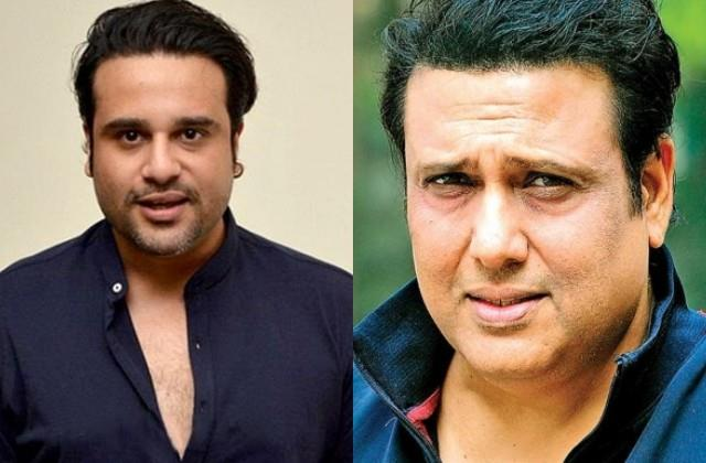 govinda broke silence on controversy with nephew krishna abhishek