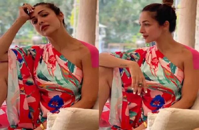 malaika arora shares her colorful photos on holi
