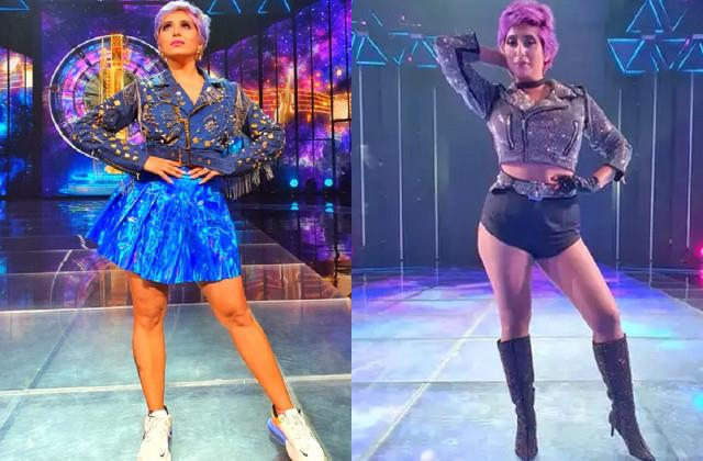 neha bhasin reveals get off stage for wearing shorts