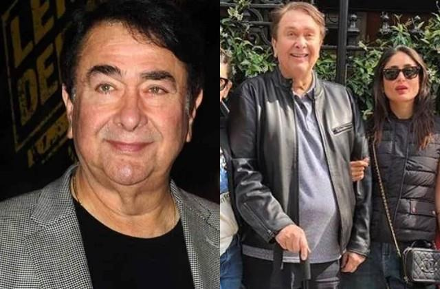 randhir kapoor admitted hospital after getting positive for covid 19