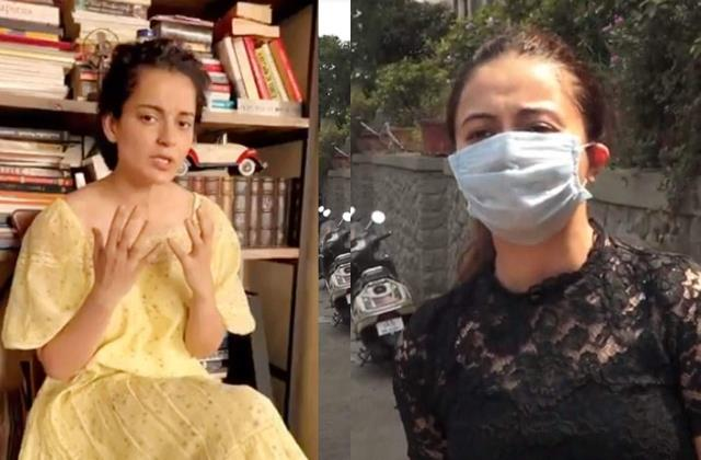 devoleena blasts kangana says if she know everything come out help like sonu