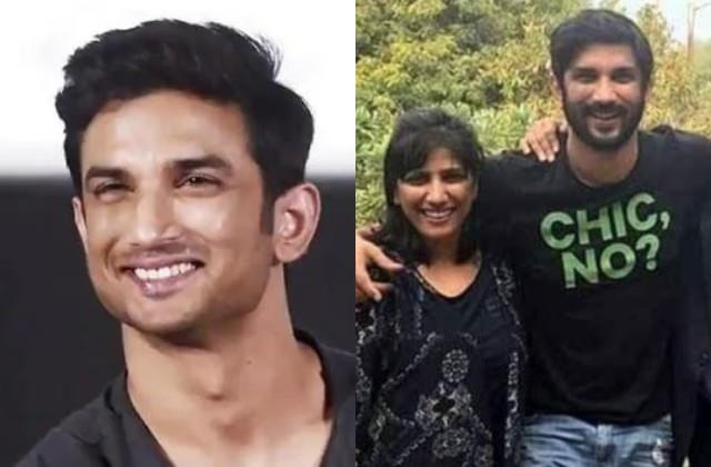 sushant sister priyanka anger over the film based on her brothers life