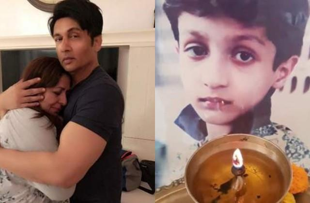 shekhar suman remembers late son aayush on his birthday