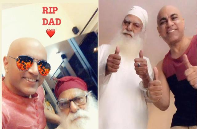 rappper baba sehgal father died due to covid19