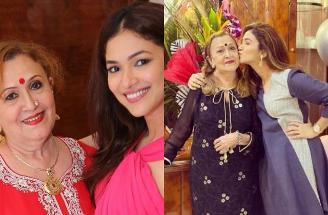 bahu hamari rajnikant actress ridhima pandit mother passes away due to covid 19