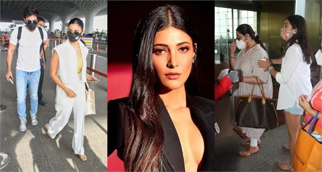 shruti haasan react on celebs holidaying during pandemic call it insensitive