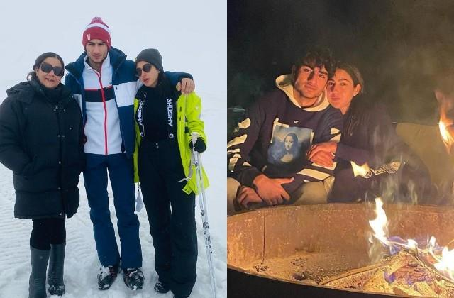 sara ali khan shares beautiful pictures from her trip kashmir