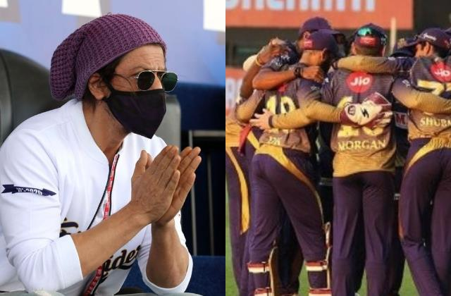 shahrukh khan apologized to fans after kolkata knight riders shocking loss