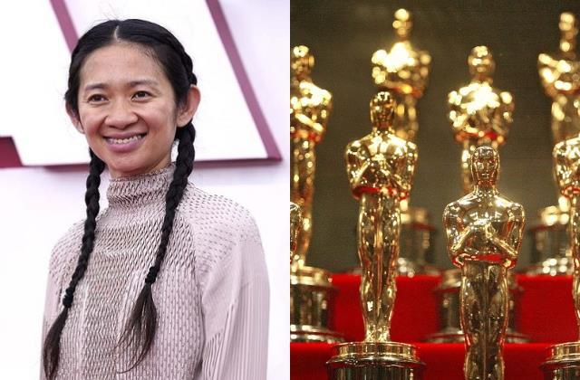 chloe zhao created history by winning oscar 2021 best director see winner list