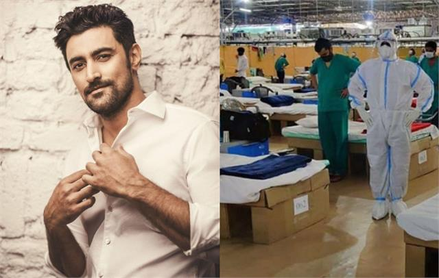 kunal kapoor came forward to help covid 19 patients