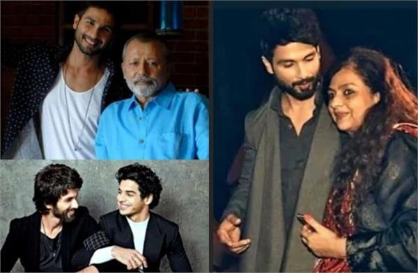 shahid kapoor s mother neelima azim spoke about two marriages broke up