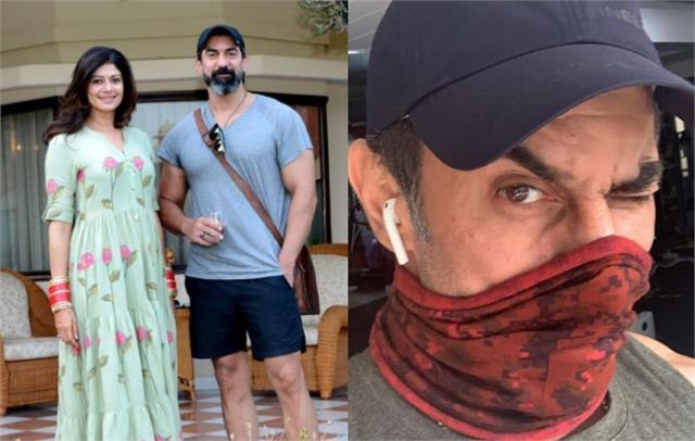 pooja batra husband and actor nawab shah tested covid 19 positive
