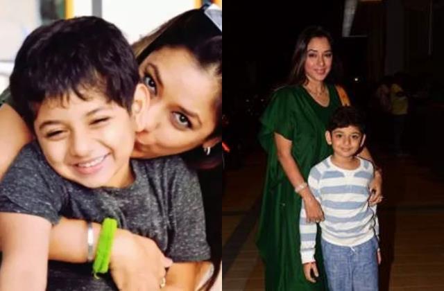 covid 19 positive rupali ganguly aka anupamaa wish to see her son
