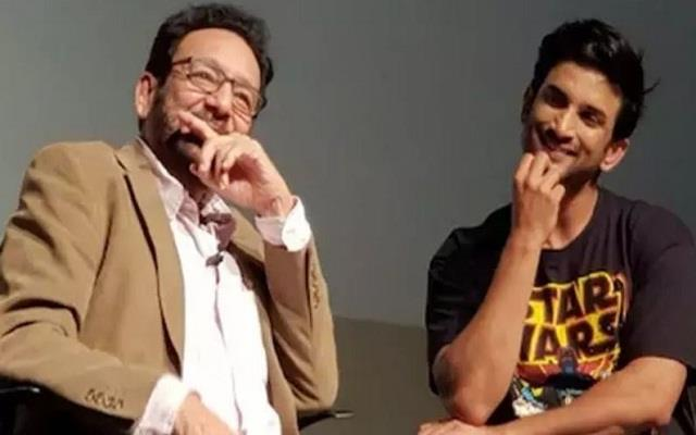 filmmaker shekhar kapur became emotional after remembering sushant singh