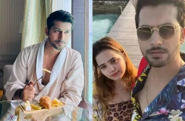 tv actor namish taneja tested corona positive in maldives
