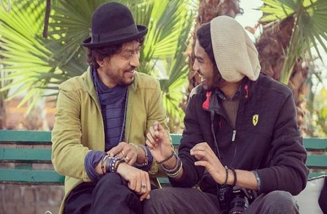 irrfan khan son babil explains why he stopped sharing memories of his father