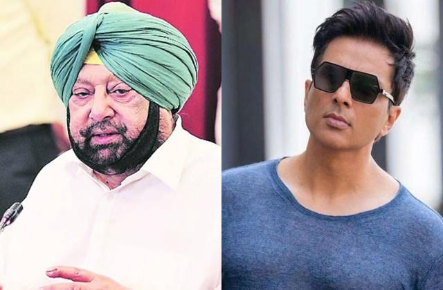 fans and punjab cm expressed concern over corona positive sonu sood