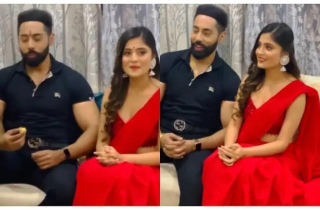 vaishali takkar engaged with dr abhinandan singh