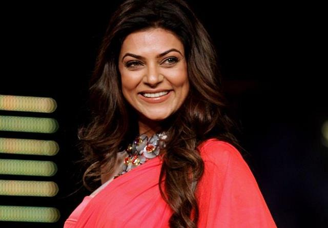 sushmita sen extended helping hand for providing oxygen cylinders to hospital