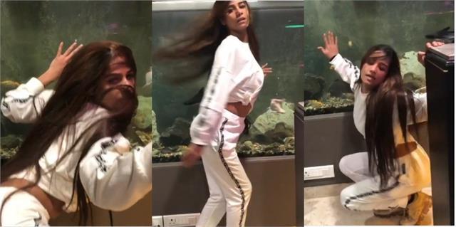 husband sam bombay praised poonam pandey hot dance moves