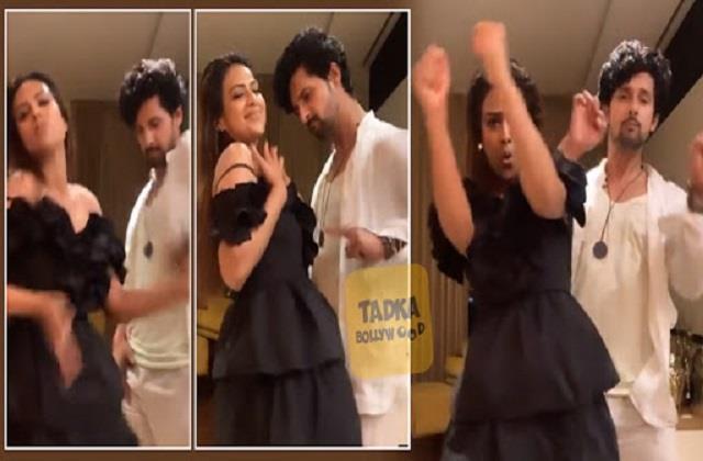 nia sharma and ravi dubey dance video viral