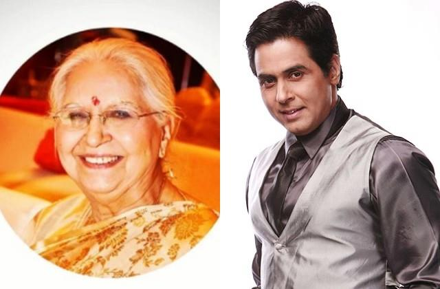 actor aman verma mother kailash verma passes away