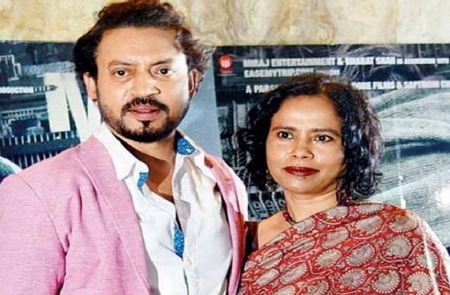 irrfan khan first death anniversary wife sutapa sikdar shares emotional note