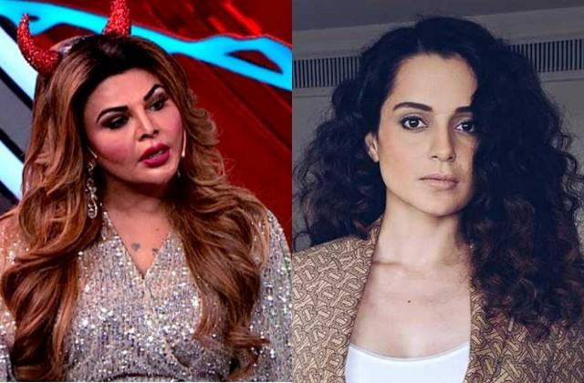 rakhi sawant gave advice to kangana to help the corona patients
