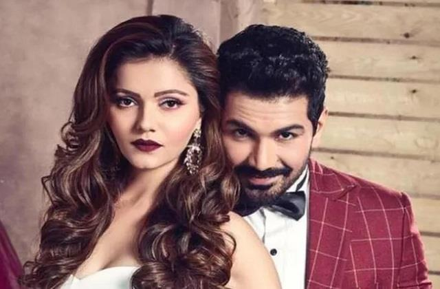 abhinav shukla gave threaten after leaked rubina dilaik number