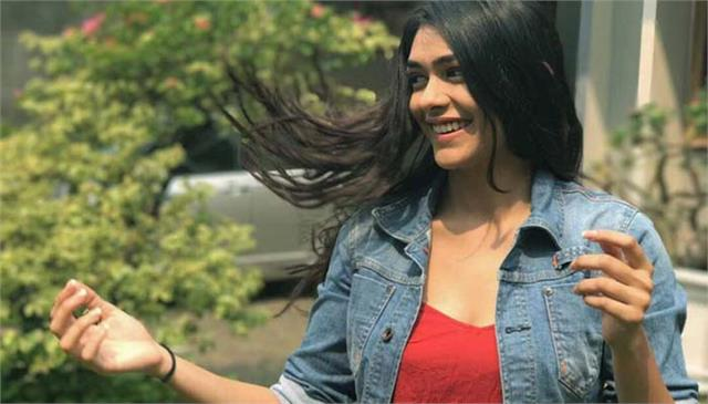 mrunal thakur gearing up for her next film pippa