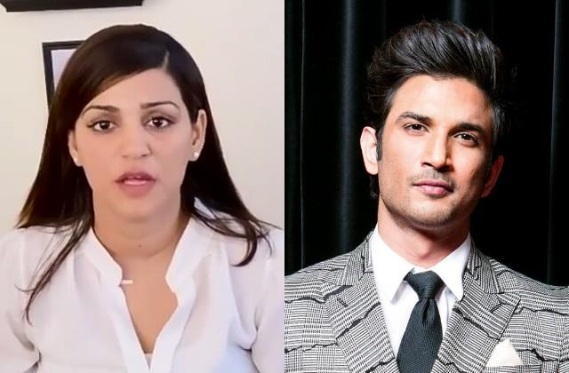 sister shweta singh angry at the makers who made sushant singh biopic