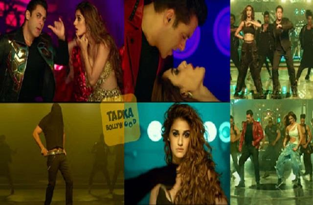 salman khan and disha patani film radhe song seeti maar out