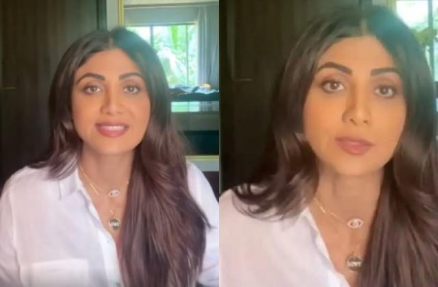 shilpa shetty emotional after seeing the condition of the country due to corona