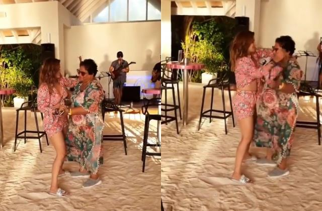 govinda niece arti singh brutally trolled for her dance video with mother