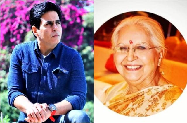 aman verma described the pain of losing his mother kailash verma