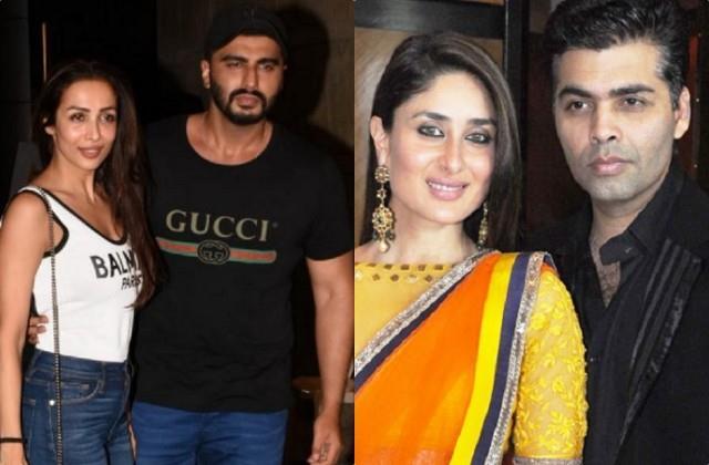 kareena shares star vs food teaser malaika arjun and karan johar cook food