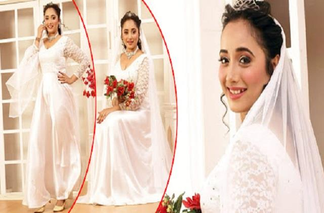 rani chatterjee shares photos in bridal look