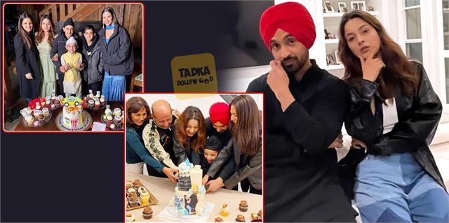 Honsla Rakh Wrap Up Party: कानाडा में दिलजीत दोसांझ और सोनम बाजवा संग शहनाज गिल की पार्टी, देखिए ये मस्ती भरी तस्वीरें